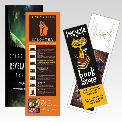 Bookmark Samples