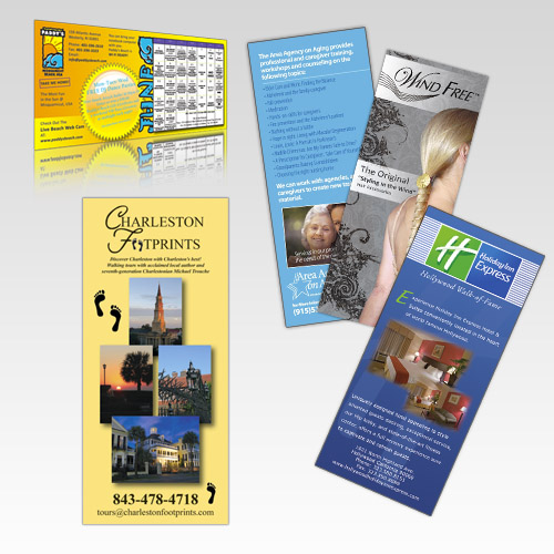Rack Card Samples